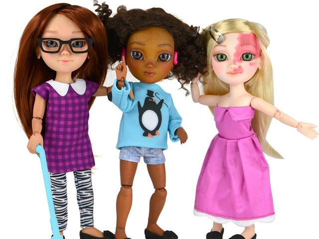 New Line of Dolls For Kids With Disabilities is Created After Campaign