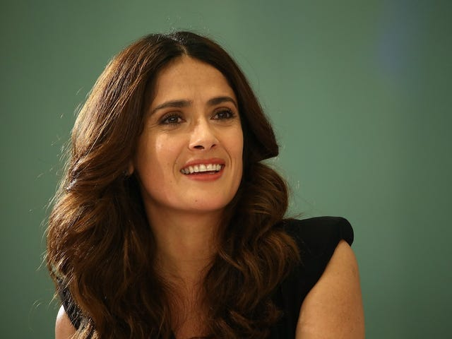 Salma Hayek Speaks Out on Hollywood's Failures to Women