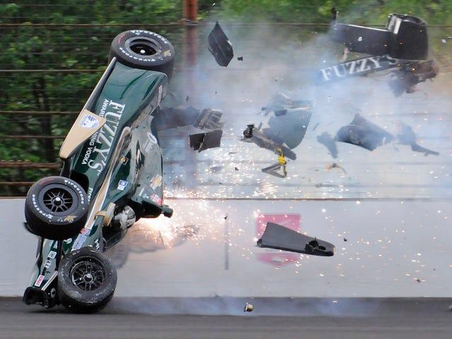 Το IndyCar ανταποκρίνεται στην ανατροπή με την υποβολή αιτήματος για το Aero Race For Qualifying