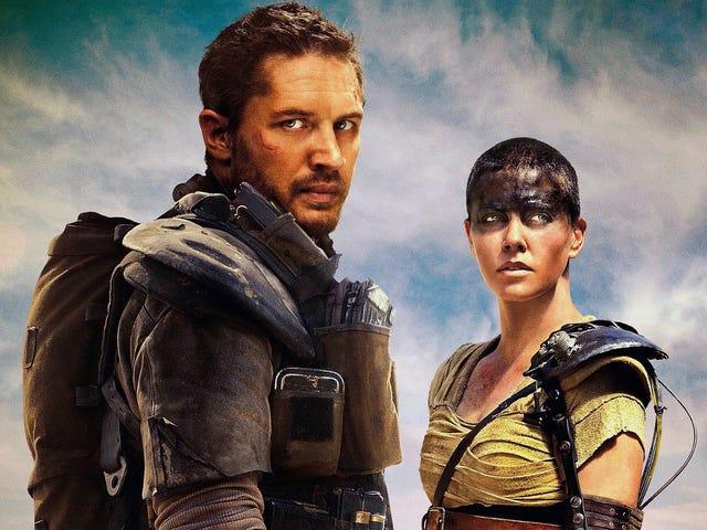 Ne Filmi!  Ne Güzel Bir Film!  Mad Max Fury Yolu Tartışma Yazısı