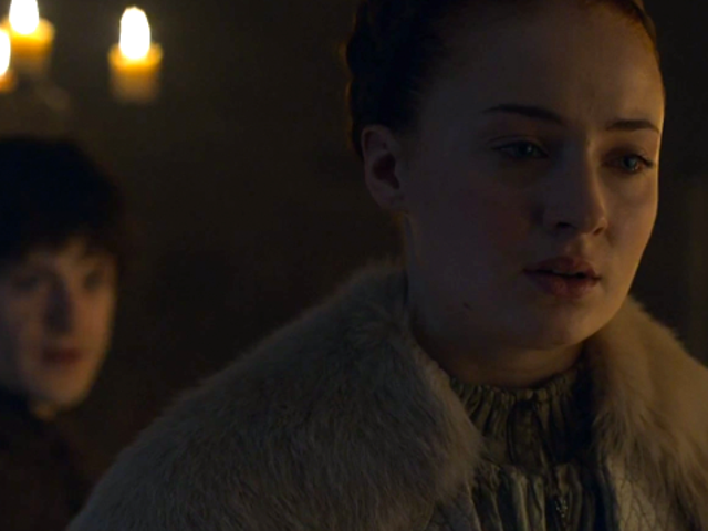Sophie Turner 'Loved' Sansa's Game of Thrones Wedding Night Scene