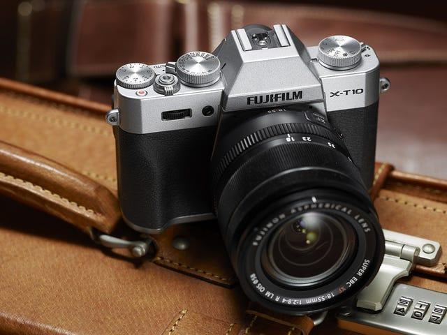 Fujifilm X-T10: Mniejsza i prostsza wersja Lauded X-T1
