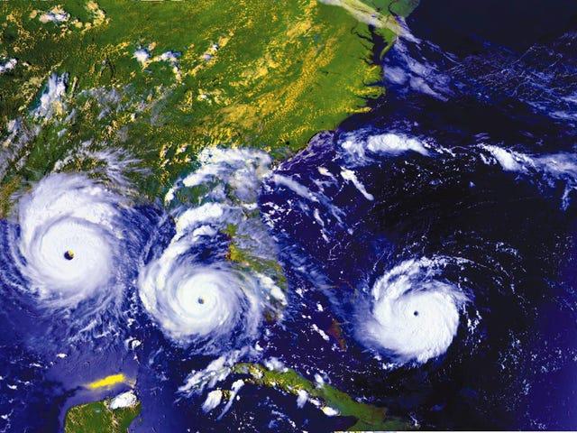 我们是有史以来最长的美国飓风干旱记录。 这就是为什么。