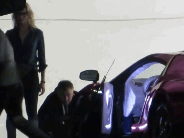 <i>Suicide Squad</i> SetFootage muestra a Joker Bofeteando a Harley Quinn [GONE]