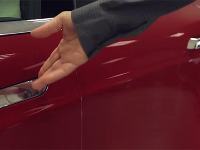 <i>Consumer Reports</i> &quot;Tesla Model S P85D зламалися, перш ніж вони могли це випробувати