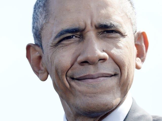 Avez-vous entendu dire que Barack Obama est sur Twitter?