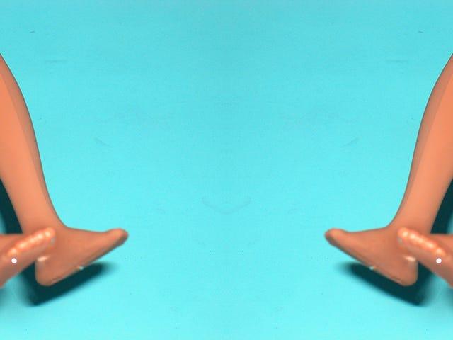 DIY προσθετική: ο ακραίος αθλητής που έχτισε ένα νέο γόνατο