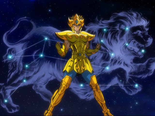 Toei made Soul of Gold for respect to Kurumada and Saint Seiya Next Dimension