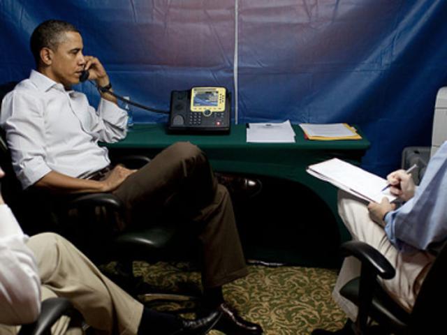 Apple ja Google Beg Obama hylkäävät salauksen