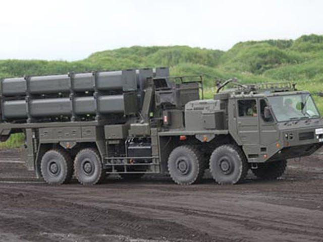 Japan Plans To Deploy Missiles To Strategic Island Near Taiwan