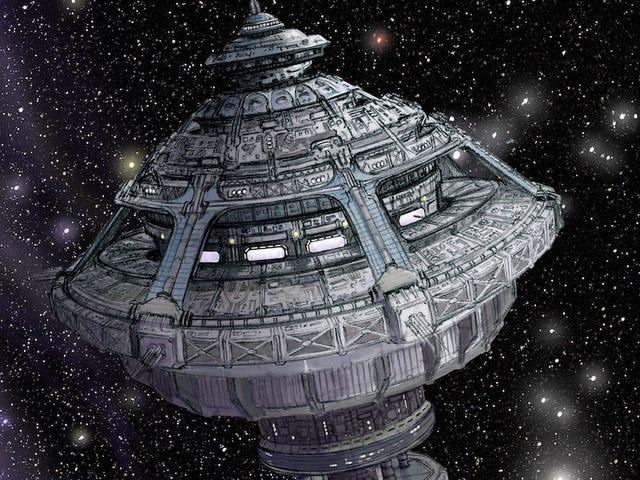 ¡El arte abstracto exclusivo del concepto de la materia es cargado con las naves espaciales gloriosas!