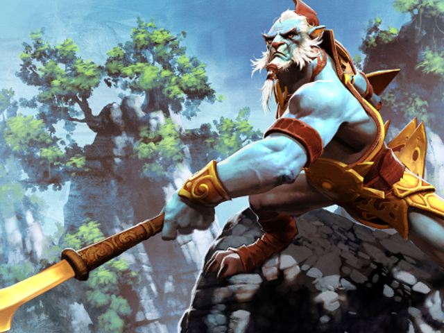 One <i>DOTA </i>Player's Choice: Be A Pro Gamer, Or A Biomedical Engineer
