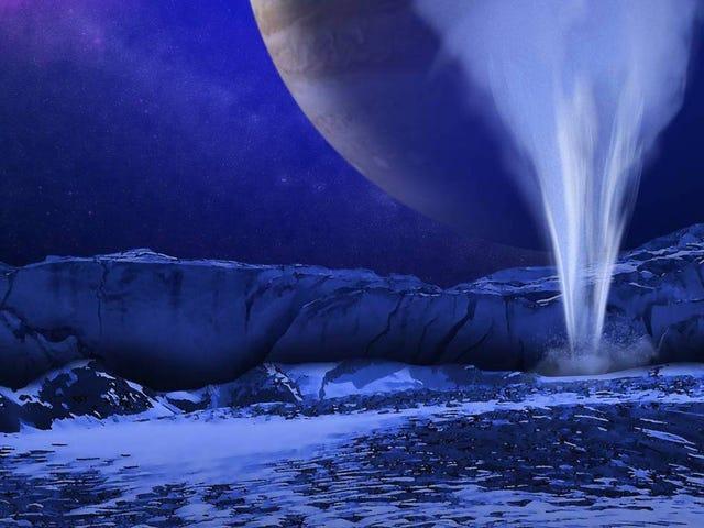 Ini Dimana Pelancong Space Harus Membuat Hentikan Pertama Mereka