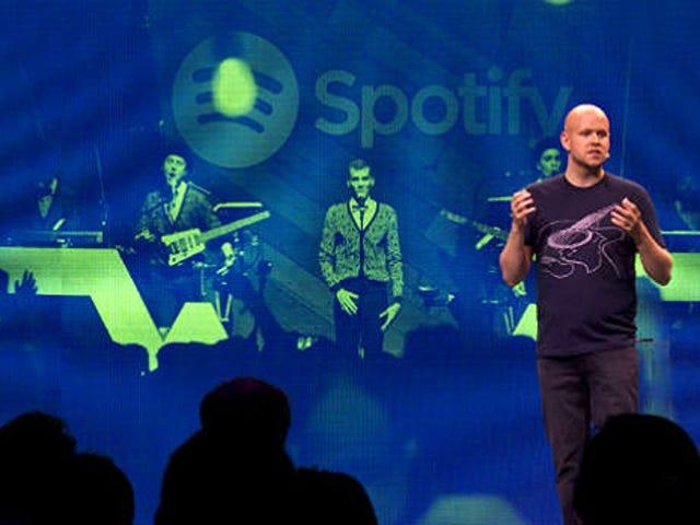 Spotify añade vídeos en streaming y podcasts a su servicio de música