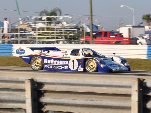 Πολλές, πολλές νίκες-ημέρα (Τετάρτη, duh), feat.  το Porsche 962C