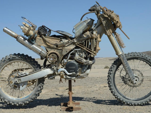 Can You I.D. All The Motorcycles In <i>Mad Max</i>?