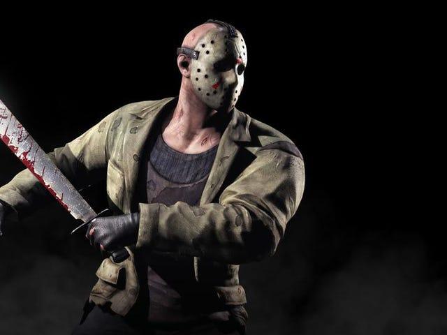 即使<i>Mortal Kombat</i>不能杀死Jason Voorhees