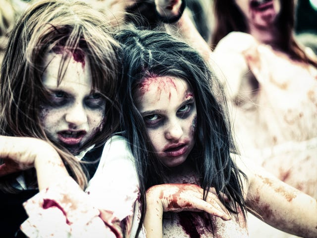 Little Zombies the scarier version of Cooties
