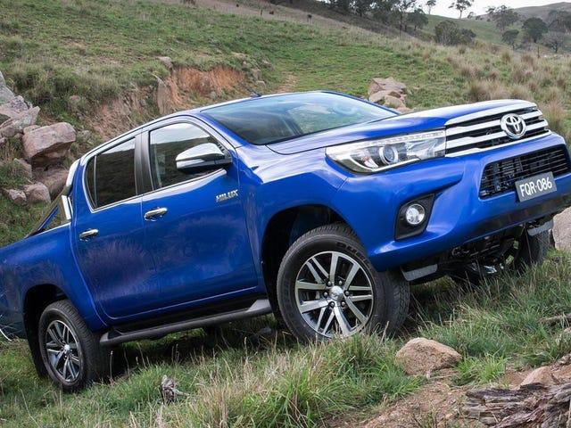 2016 टोयोटा हिलक्स: दिस इज़ इट
