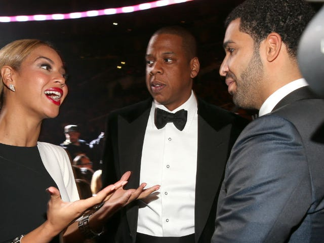Drake is Just Being Drake in New Leaked Song With Beyoncé