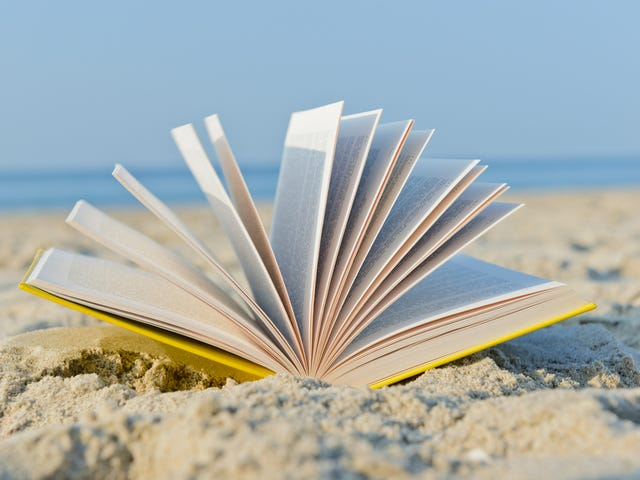 What's The Best Book To Read On Vacation?