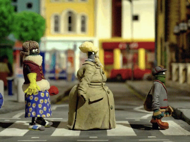 A Clever Herd Goes Undercover In The Stop-Motion Shaun The Sheep Trailer