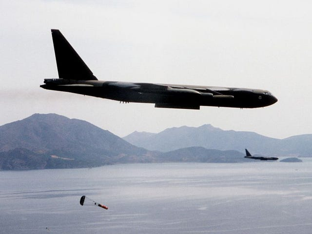 US Sending B-52s To Sweden As Russian Bombers Skirt Swedish Airspace