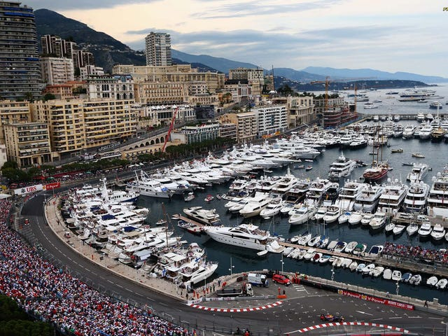 Monaco GP åben tråd