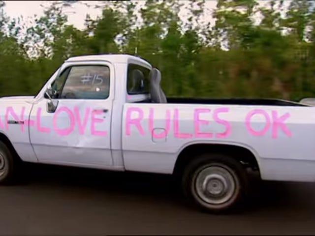 Le temps où j'ai presque eu les hôtes de <i>Top Gear</i> assassinés en Amérique