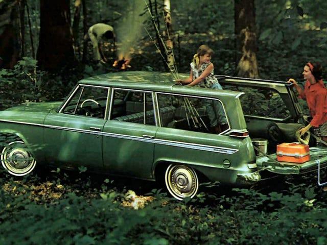 Observez la <i>Driving America</i> ce moment chez National Geographic et parlez des voitures