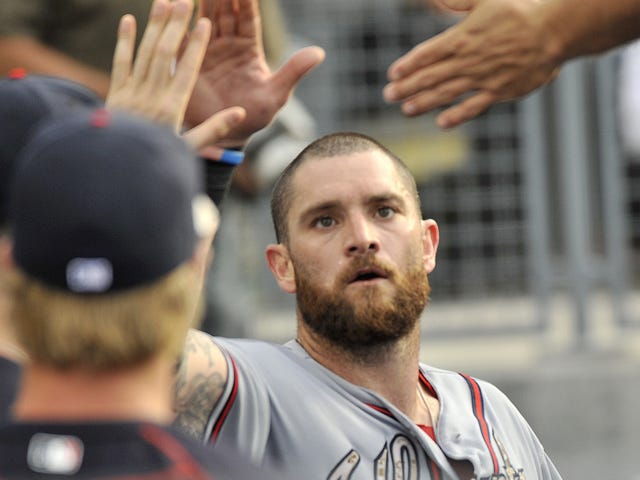 Storytime With Vin Scully: Jonny Gomes vs.  Un lupo