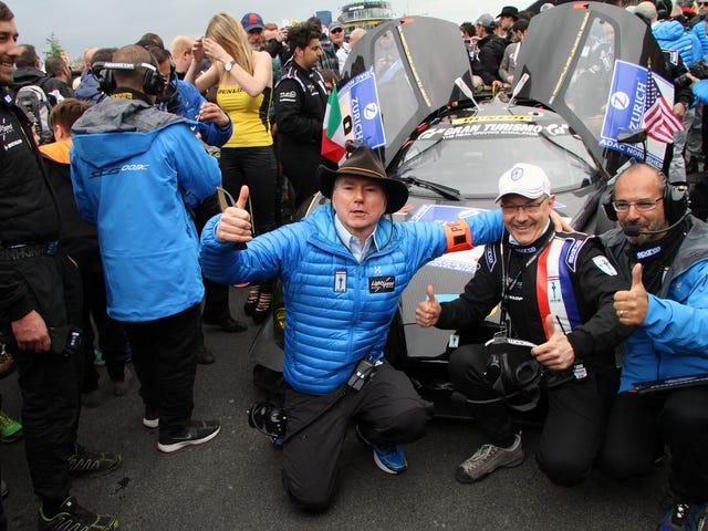 Scuderia Cameron Glickenhaus termine le Nürburgring du 24 au 35ème