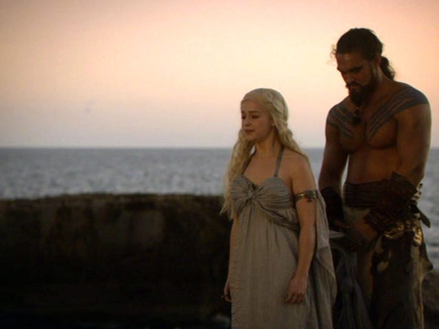 Seseorang telah melakukan analisis statistik tentang rogol dalam Game Of Thrones