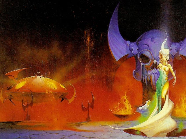 Tanith Lee Was An Indispensible Fantasy Author