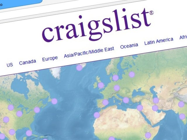 Як уникнути невиправданого придбання шахрайства Craigslist 'Sight Unseen'