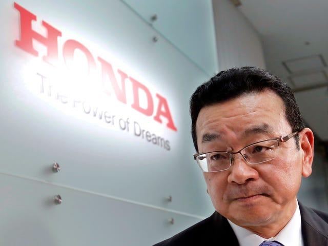 Takata Airbag Recall Hits Japan Jak Honda wzywa 340 000 pojazdów JDM