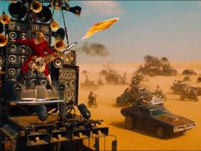 IfMad Max is a Silent Action Film, Here are a Few More
