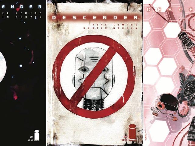 <em>Descender</em> là một truyện tranh Bạn nên Đọc nếu Bạn Thích <i>Mass Effect</i>
