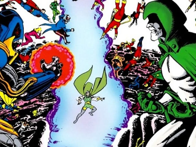 A History of DC Crossovers: The Bronze Age