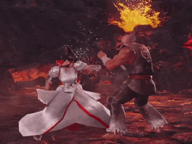 Tôi yêu nó khi mẹ và bố của <i>Tekken 7</i> chiến đấu