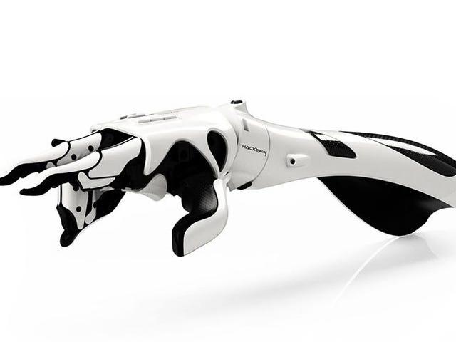 Open Source Cyborg Hand macht die Prothetik zugänglicher als je zuvor