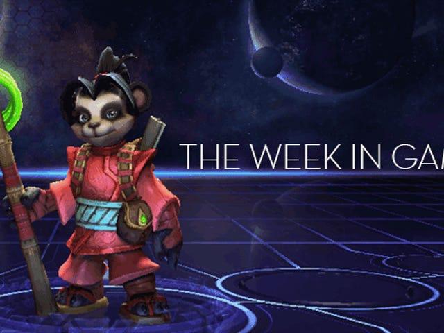 The Week In Games: Panda Power