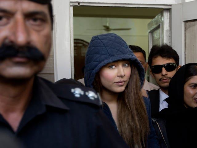 Pakistani Supermodel Faces Scandalous Money-Laundering Charges