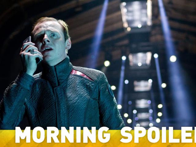 Ne retenez pas votre souffle pour cela William Shatner Cameo dans <i>Star Trek 3</i>