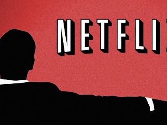 Ôi trời ơi, Netflix đang thử quảng cáo