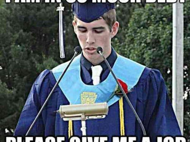 Storytime: Graduation/Senioritis