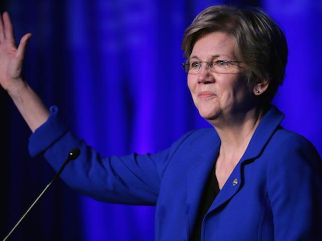 Esegui Warren Run rinuncia a cercare di convincere Elizabeth Warren a scappare
