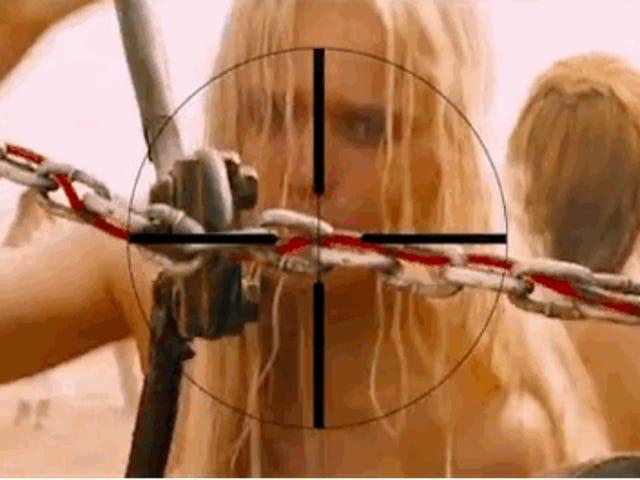 La magia de los planos de <i>Mad Max</i> , trò chơi giải trí