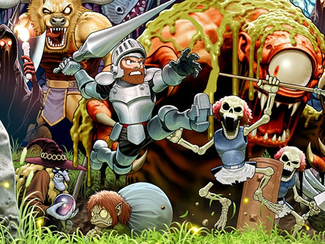 Super Ghouls 'N Ghosts: The Dark Souls of the 16 Bit Era