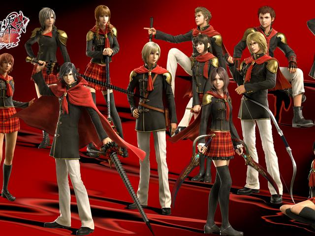Final Fantasy Type-Zero HD sur Steam (Mise à jour)
